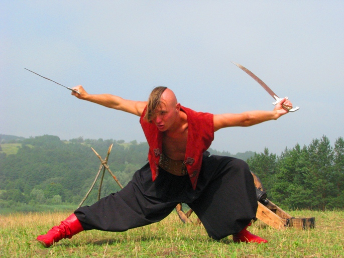 Українське бойове мистецтво